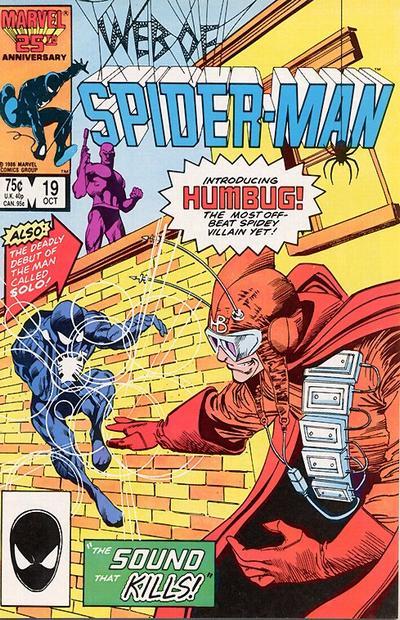 Web of Spider-Man Vol 1 19