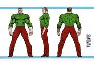 William Baker (Earth-616) from Official Handbook of the Marvel Universe Master Edition Vol 1 15 0001
