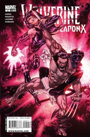 Wolverine Weapon X Vol 1 9