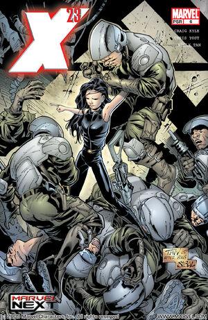 X-23 Vol 1 6