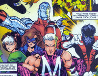 X-Men (Earth-1298) from Mutant X Vol 1 1 002