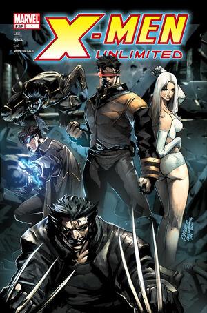 X-Men Unlimited Vol 2 1