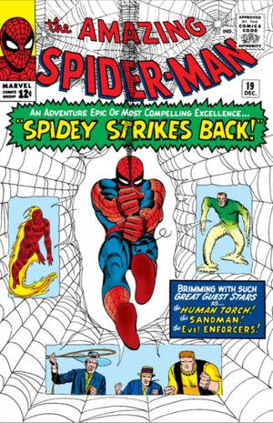 Amazing Spider-Man Vol 1 19