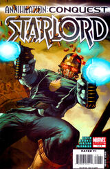 Annihilation: Conquest - Starlord Vol 1 1