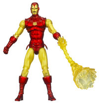 Anthony Stark (Earth-616) from Marvel Universe (Toys) Series I Wave III 0001
