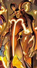 Aries (Thanos' Zodiac) (Earth-616) from Avengers Assemble Vol 2 2 001