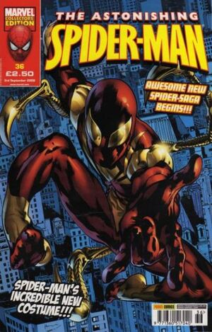 Astonishing Spider-Man Vol 2 36