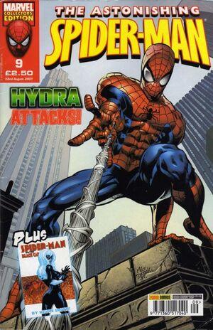 Astonishing Spider-Man Vol 2 9