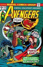 Avengers Vol 1 132