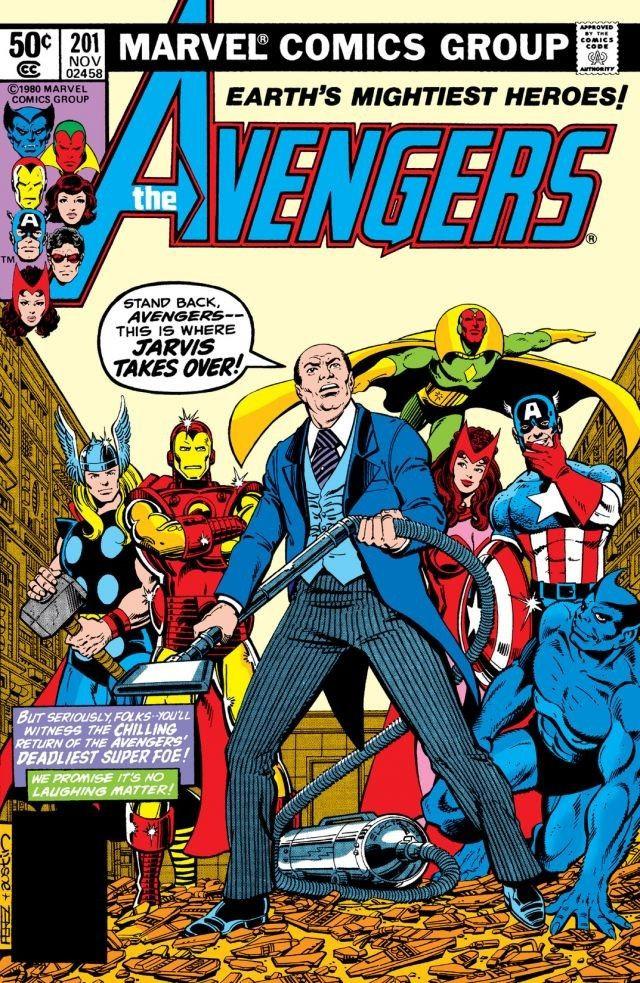 Avengers Vol 1 201Fan Feed