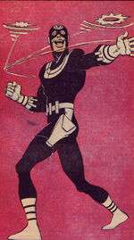 Bullseye (Lester) (Earth-616) from Official Handbook of the Marvel Universe Vol 3 1 0001