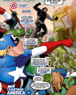 Captain Americorps (Earth-Unknown) from Marvel Universe Avengers - Earth's Mightiest Heroes Vol 1 11 0001