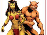 Cat People (Demons)