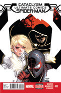Cataclysm Ultimate Spider-Man Vol 1 2