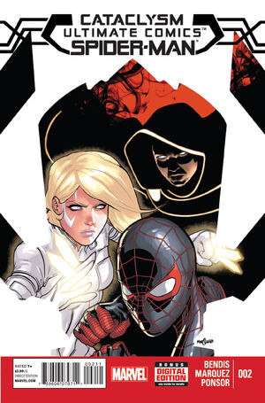 Cataclysm Ultimate Spider-Man Vol 1 2
