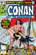 Conan the Barbarian Vol 1 100