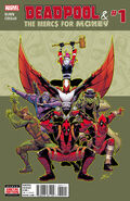 Deadpool & the Mercs for Money Vol 2 1