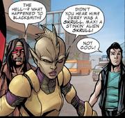 Desert Stars (Earth-616) from Avengers The Initiative Vol 1 16 0001