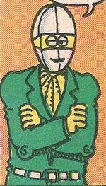 Dmitri Smerdyakov (Earth-77640) from Marvel Age Vol 1 24 0001