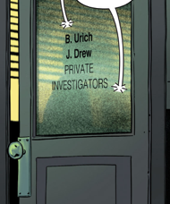 Drew and McCabe Private Investigations (Earth-616) from Spider-Woman Vol 6 5 001