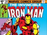 Iron Man Vol 1 126