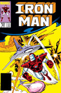 Iron Man Vol 1 201