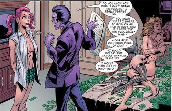 Jessica Jones (Earth-616) Alias Vol 1 25
