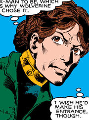 Katherine Pryde (Earth-811) from X-Men Vol 1 141 0001