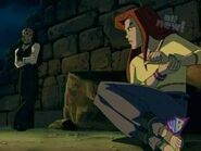 Lucas (Legion Personality) (Earth-11052) and Jean Grey (Earth-11052) from X-Men Evolution Season 4 4 0001