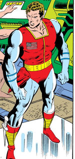 Luther Manning (Clone) (Earth-7484) from Captain America Vol 1 287 0001
