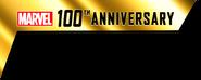 Marvel 100th Anniversary (2014) logo