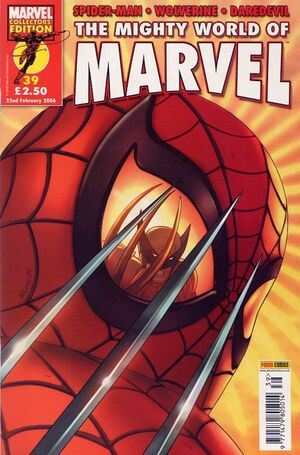 Mighty World of Marvel Vol 3 39