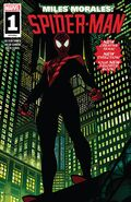 Miles Morales Spider-Man Vol 1 1