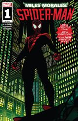 Miles Morales: Spider-Man Vol 1 1