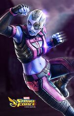 Nebula (Earth-TRN670) from Marvel Strike Force 001