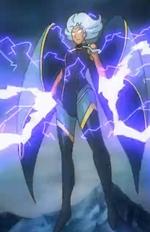 Ororo Munroe (Earth-14042) from Marvel Disk Wars The Avengers Season 1 21