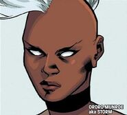 Ororo Munroe (Earth-1610) from Ultimate Comics X-Men Vol 1 25