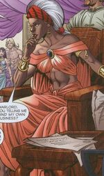 Ororo Munroe (Earth-6706) from New Exiles Vol 1 2 0001