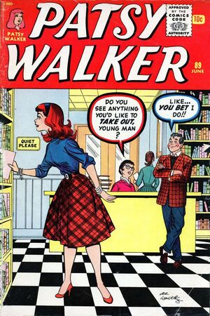 Patsy Walker Vol 1 89