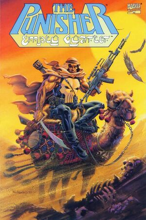 Punisher Empty Quarter Vol 1 1