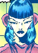 Rachel (Earth-616) from Spider-Man Maximum Clonage Vol 1 Omega 001