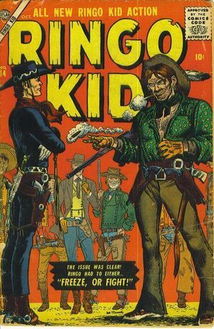 Ringo Kid Vol 1 14