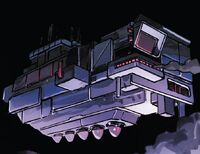 S.I.C.K.L.E. Mothercarrier from Weapon X Vol 3 19 001