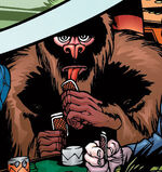 Sasquatch (Earth-74121) from Howard the Duck Vol 4 1 0001