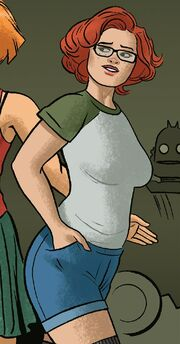 Scout (Roberta) (Earth-616) from Howard the Duck Vol 6 4 002
