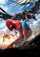 Spider-Man Homecoming poster 005 Textless
