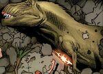 Starbrand (Dinosaur) (Earth-616) from Avengers Vol 8 26 001