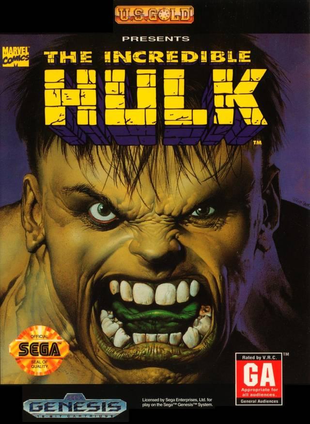 The Incredible Hulk (1994 video game) | Marvel Database ...