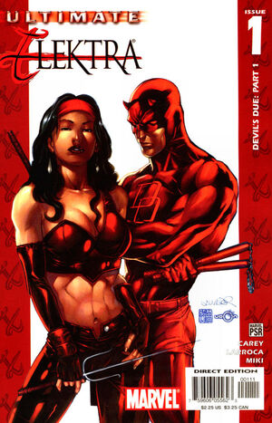 Ultimate Elektra Vol 1 1