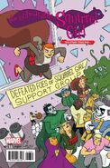 Unbeatable Squirrel Girl Vol 2 16 Story Thus Far Variant